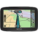 TomTom Start 52 Lite navigator för bil, 5 tum med EU-kartor, inbyggt vändbart fäste (endast på Amazon)