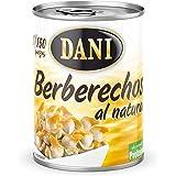 Dani - Berberechos al natural - Pequeños - Pack 3 x 185 gr.