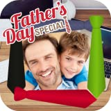 Happy Father's Day Photo Maker