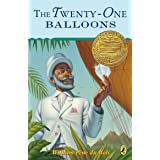The Twenty-one Balloons (Newbery Library, Puffin)