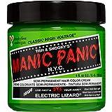 Manic Panic - Electric Lizard Classic Creme Vegan Cruelty Free Green Semi Permanent Hair Dye 118ml