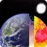 Erde Visualisiert