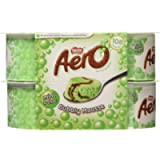 Nestle Aero Mint and Chocolate Mousse, 4 x 58g