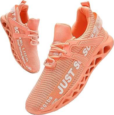 BUBUDENG Uomo Sneakers Scarpe Ginnastica Scarpe Ginnastica Running Trekking Palestra Uomo Sportive Offerta da Corsa Lavoro Moda Sneakers Walking Casual Running Shoes Gym Sport Tennis Shoes