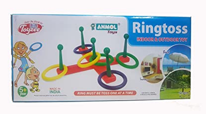 Ring Toss game , Kids Toys , Indoor Outdoor Game