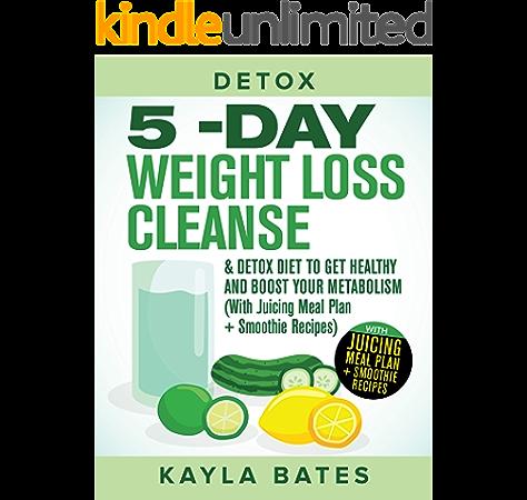 slimimg detox diet plan