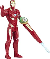Marvel Avengers Infinity War Iron Man with Infinity Stone (Multi Color)