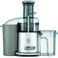 SAGE SJE95 the Nutri Juicer Classic, Extracteur de jus avec goulotte d'alimentation pour fruits entiers, Acier…