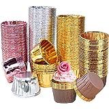 Caissettes Cupcake - Caissettes en Papier pour Muffin Cupcake, Caissettes de Pâtisserie, Caissettes Papier Muffins Moule,Cais