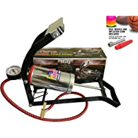 Raj Wintech Anmol Air Pump for Ball, Car, Bike. Bicycle