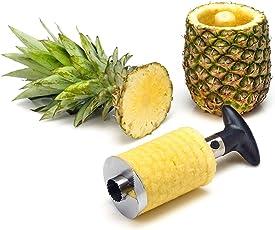 statko® Edelstahl Ananasschneider, Schäler und Entkerner – Über 500 positiven Bewertungen auf Amazon. Com – USA Seite (siehe Hinweis unten)