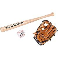 Hudora 2265779 Set de Baseball Mixte Enfant, Multicolore