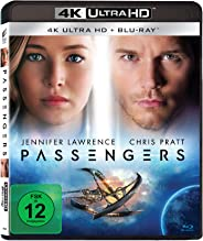 Passengers (+ 4K Ultra HD-Bluray) [2 Blu-rays]