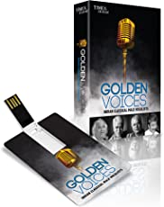 Music Card: Golden Voices Indian Classical Male Vocalist  - 320 Kbps MP3 Audio (4 GB)