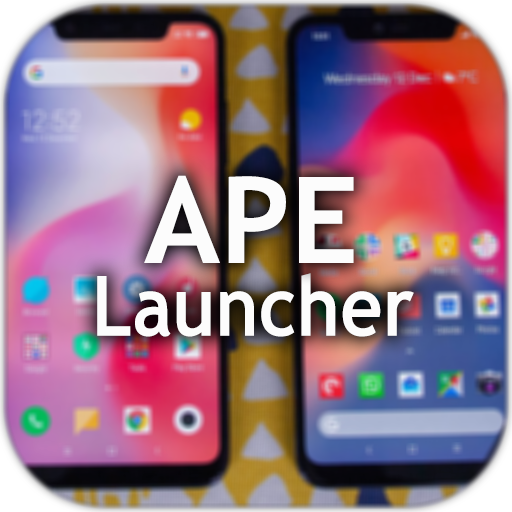 Launcher Ape 2019 - Icon Pack, Wallpapers, Themes