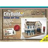 Garage & Shop Model Making Kit by The CityBuilder 1:43 Scale (7mm) O Gauge