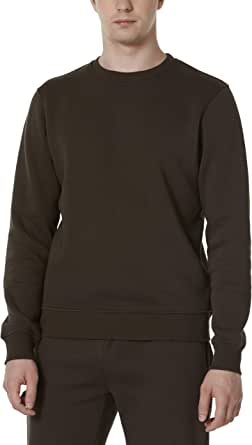 FOSTER TAYLOR Men's Comfy SWEATSHIRT in Brushed Back Fleece