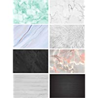Print Masters India Premium Flat Lay Flatlay Tabletop Photography Backdrop Background, Double Sided Waterproof Paper for…