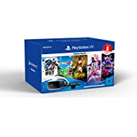 Sony Interactive Entertainment PS VR Mega Pack 3 inkl. PS VR-Headset / PS Camera / PS Camera-Adapter / 5 Spiele…