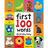First 100 Words: Padded Board Book