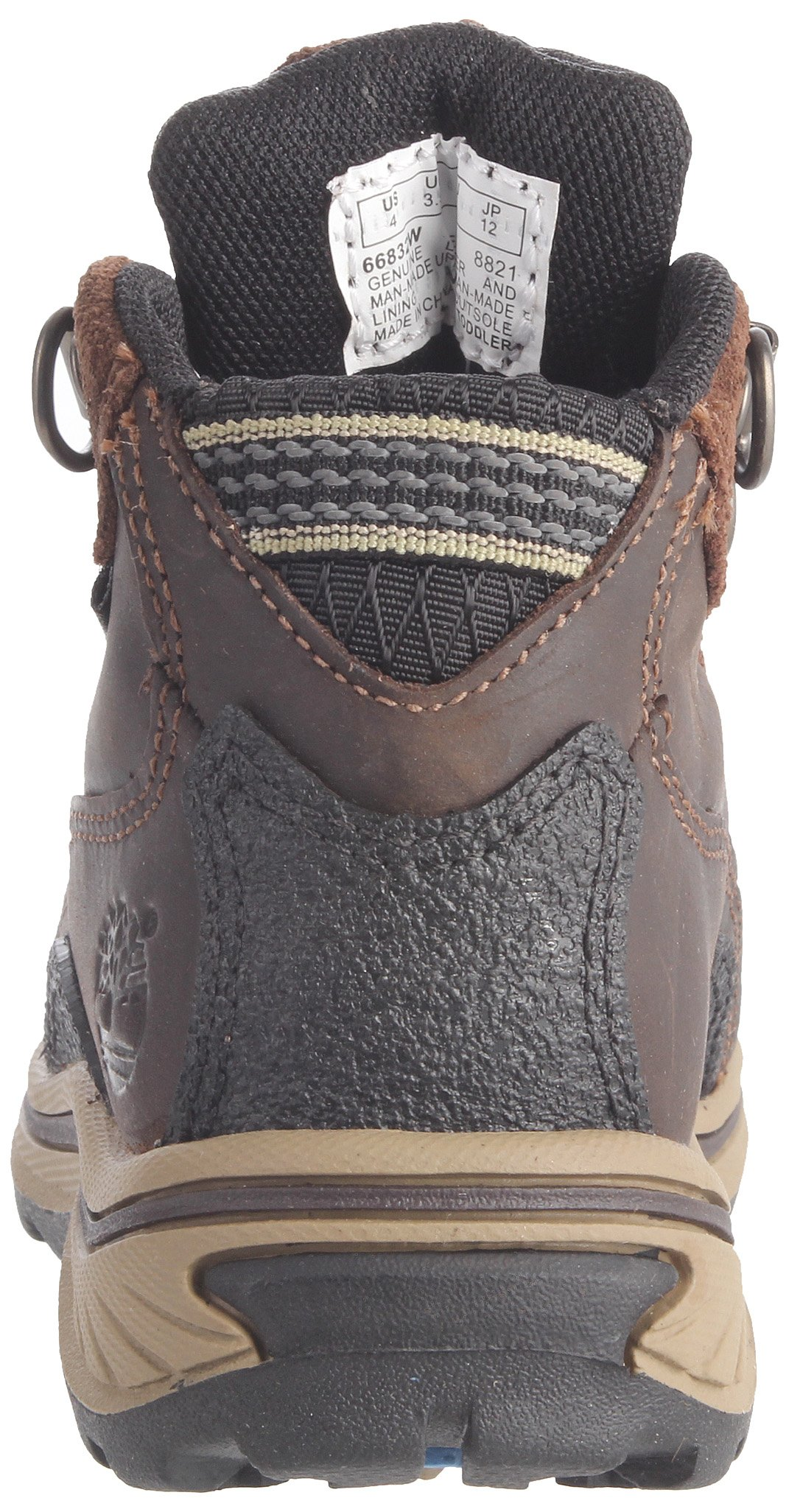 Timberland Pawtuckaway, Unisex-Child Hiking Shoes 2