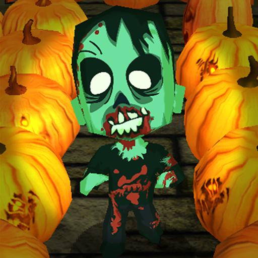 Zombie Pumpkin Maze