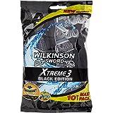 Wilkinson Xtreme 3 Black Edition scheerapparaat, 10 stuks