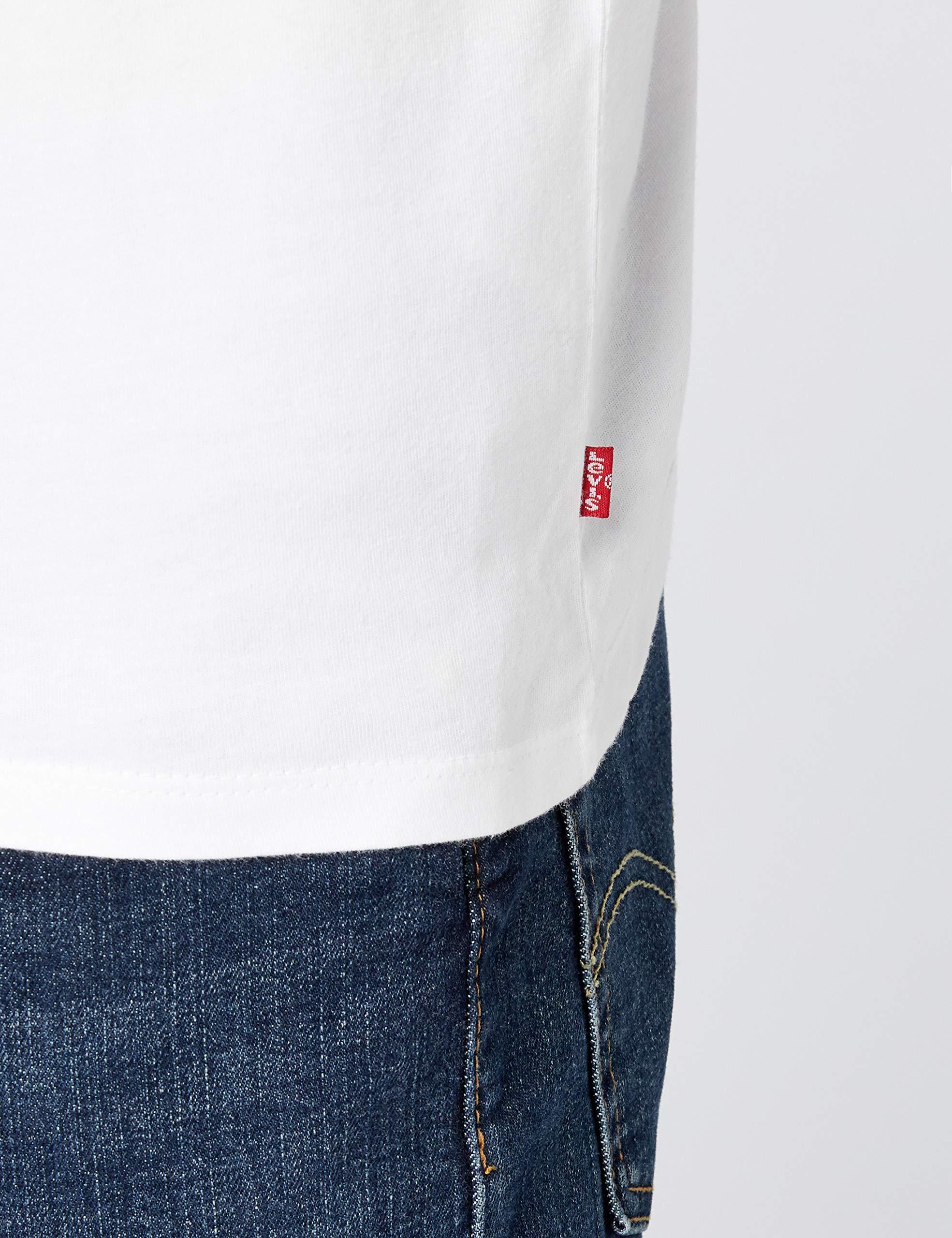 Levi's Graphic Set-in Neck T-Shirt Uomo 12 spesavip