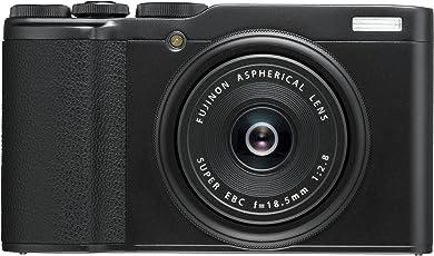 Fujifilm XF10 Digitalkamera (24,2 Megapixel) schwarz