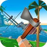 Pirate Craft Island Survival Simulator 3D