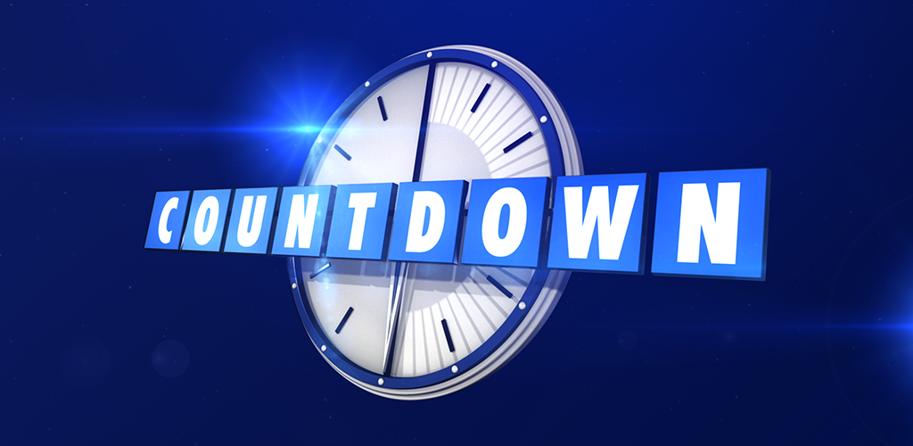Countdown App - Given to Gaming |Countdown Game