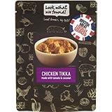 LOOK WHAT WE FOUND Chicken Tikka, Gluten-Free, Protein Meals, 250g (Pack of 12)