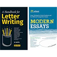 A Handbook for Letter Writing + Modern Essays (Set of 2 books)