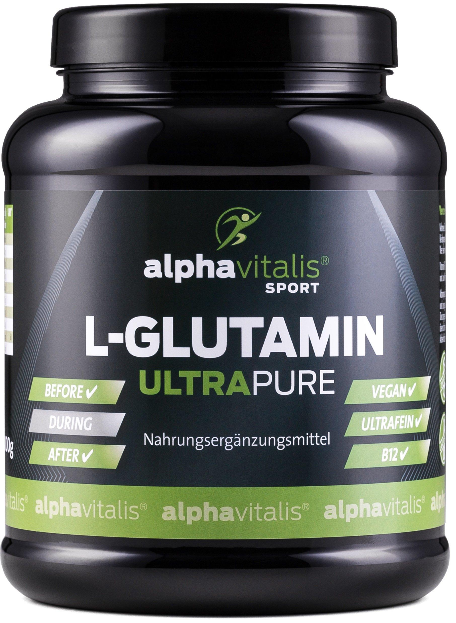 Glutamin Alphavitalis