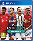 Efootball Pro Evolution Soccer (PES) 2021 Season Update - PlayStation 4 [Edizione: Regno Unito]