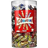 Mars Celebrations, Mix di 160 Gustosi Cioccolatini in Una Scatola da 1435G