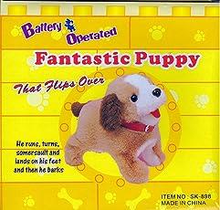 Babytintin Fantastic Jumping Puppy Dog Toy for Kids