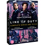 Line of Duty - Series 1-6 Complete Box Set [DVD]