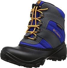 Columbia Unisex-Kinder Youth Rope Tow Iii Waterproof Trekking- & Wanderstiefel,