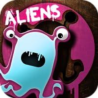 Mes premiers puzzles : Aliens