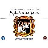 Friends_(TV_Series) [Reino Unido] [DVD]