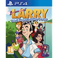 Leisure Suit Larry - Wet Dreams Dry Twice - PlayStation 4