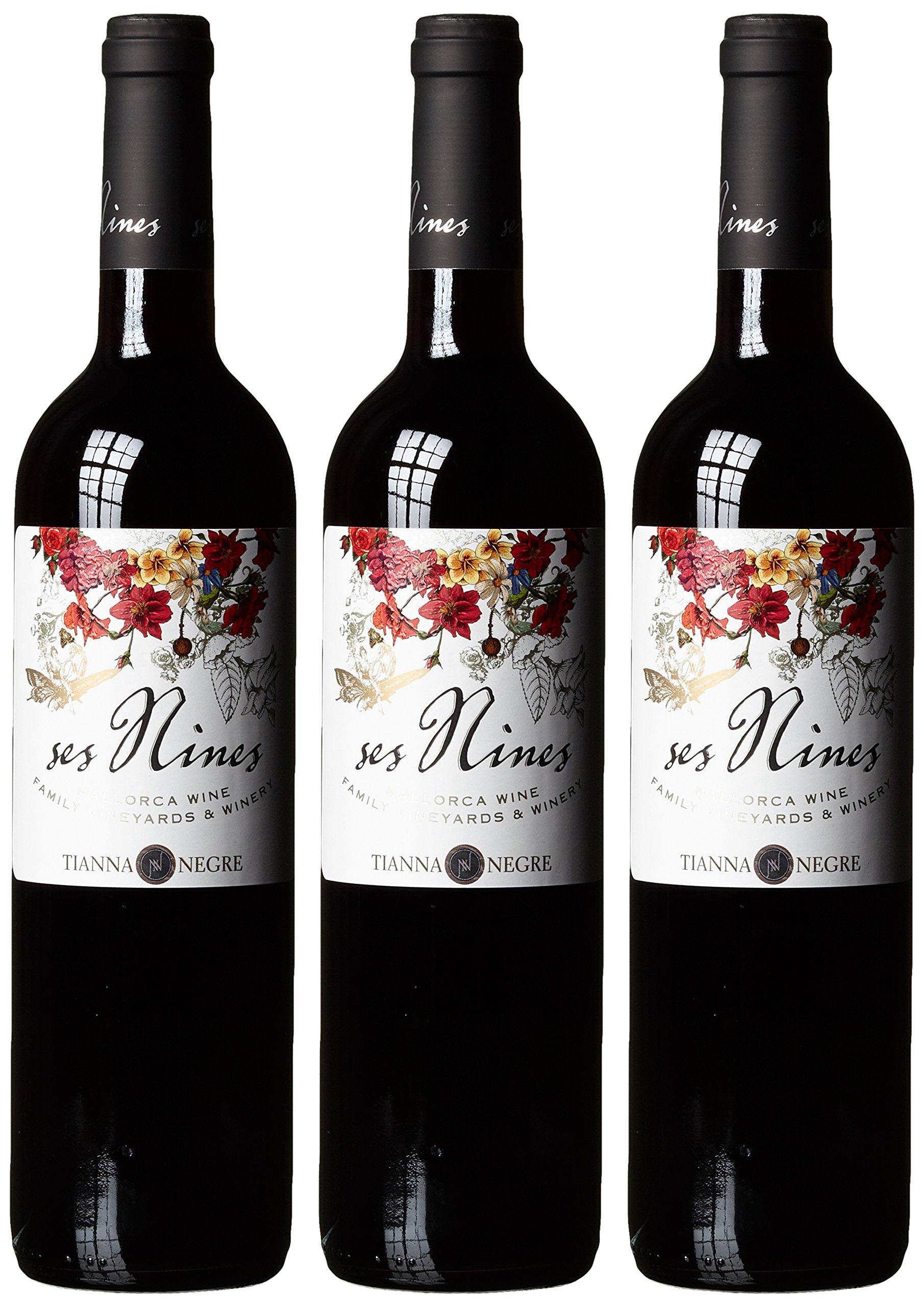 Ses-Nines-Negre-Binissalem-DO-Mallorca-Manto-20152016-Trocken-3-x-075-l