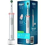 Oral-B PRO 3 3000 CrossAction Elektrische tandenborstel/elektrische tandenborstel, met 3 poetsmodi en visuele 360° drukcontro