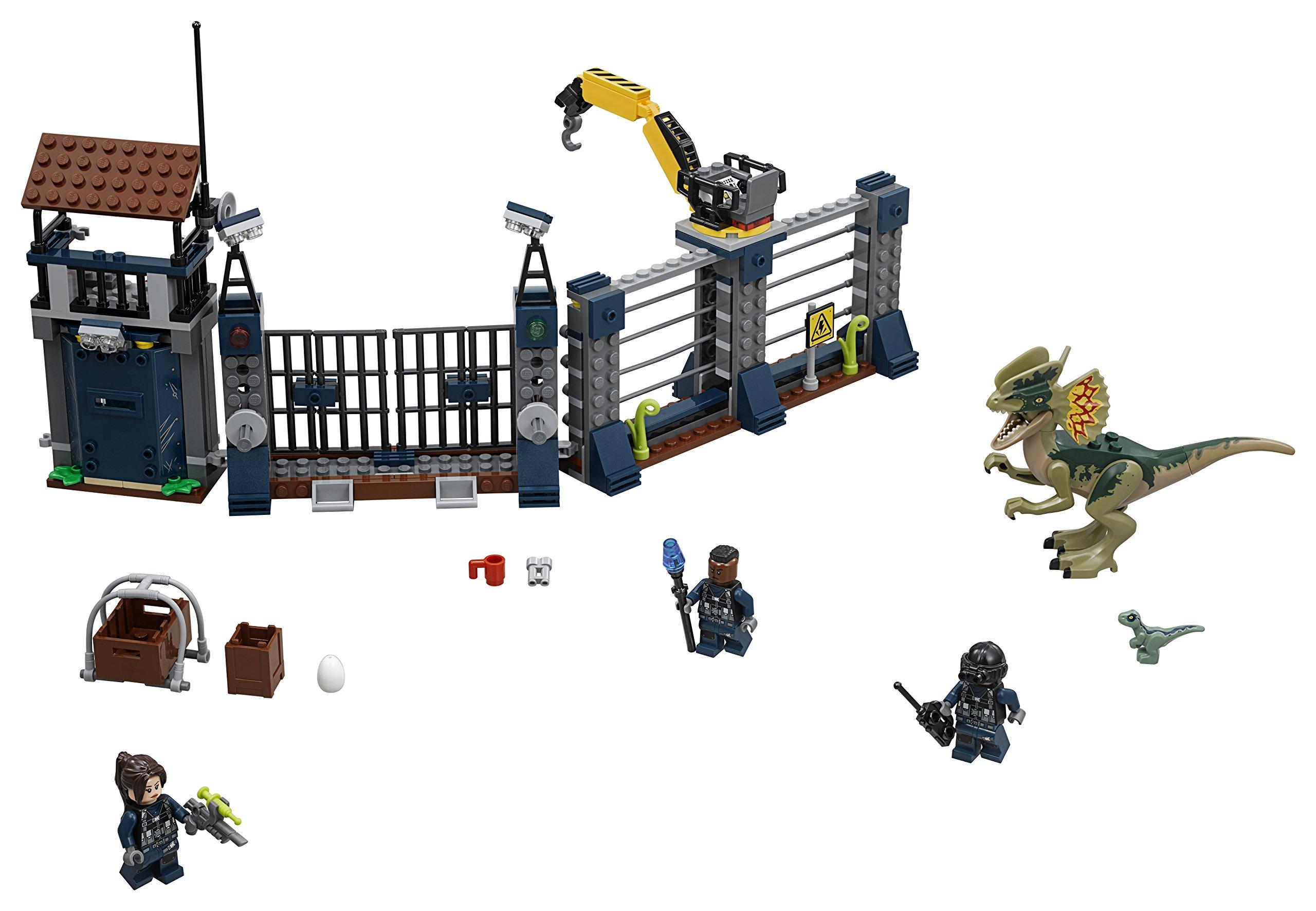 LEGO Jurassic World 75931 - Set di dinosauri 2 spesavip