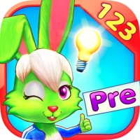 Wonder-Bunnys Mathe-Rennen: Vorschul-App für Zahlen, Addition und Subtraktion
