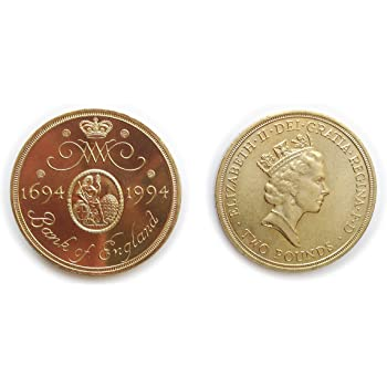 1994 uncirculated 2 pound coin