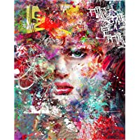 Peinture par Numero Kits, Maysurban DIY Acryliques Kit de Peinture par Numéro Peinture Numéro pour Adultes avec Brosses…