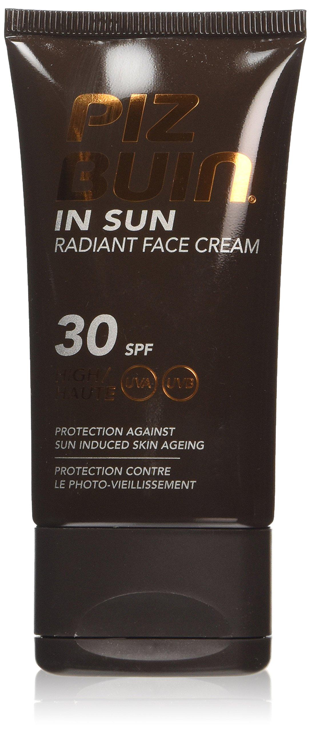 Piz Buin In Sun radiante viso crema SPF 30 40 ml
