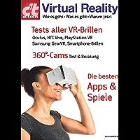 c't wissen Virtual Reality (2016): Die besten Apps und Spiele, Tests aller VR-Brillen (u.a. Oculus Rift, HTC Vive und Playstation VR), Test 360°-Kameras